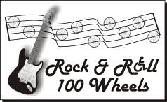 Rock and Roll - 100 Wheels